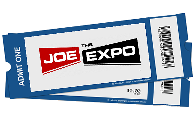 Joe Expo Ticket